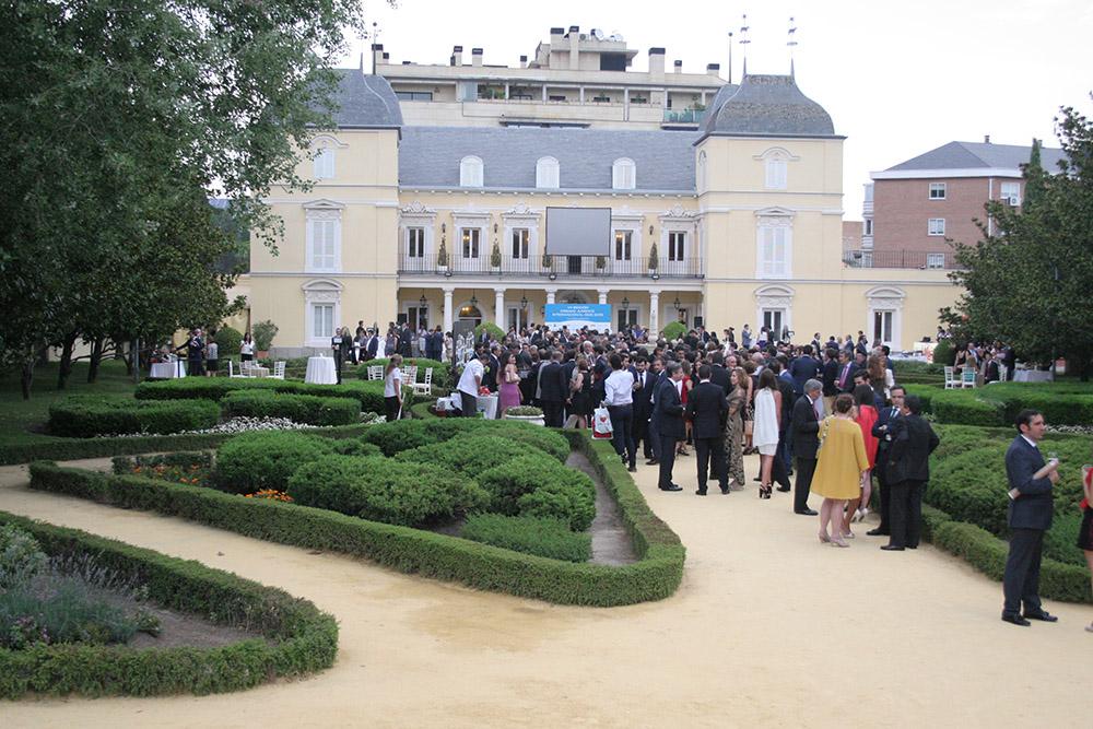 VIII Premio Jurídico Internacional - Palacete Duques de Pastrana, Madrid