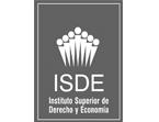 ISDE Instituto Superior de Derecho y Economía