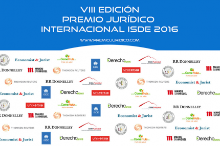 Premio Jurídico Internacional ISDE